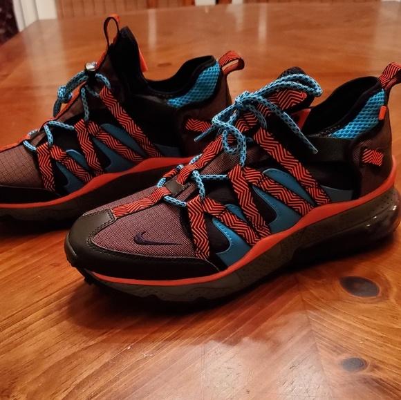 Nike Airmax 27 Bowfin Red Teal Hiking